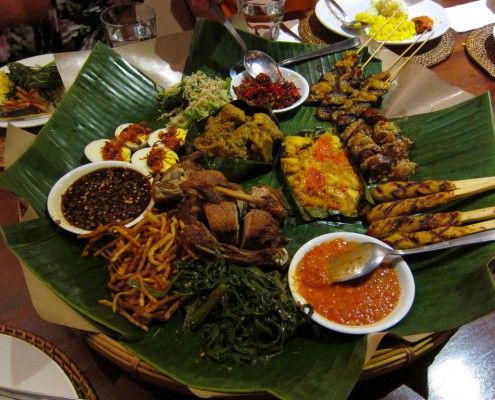 traditional bali food