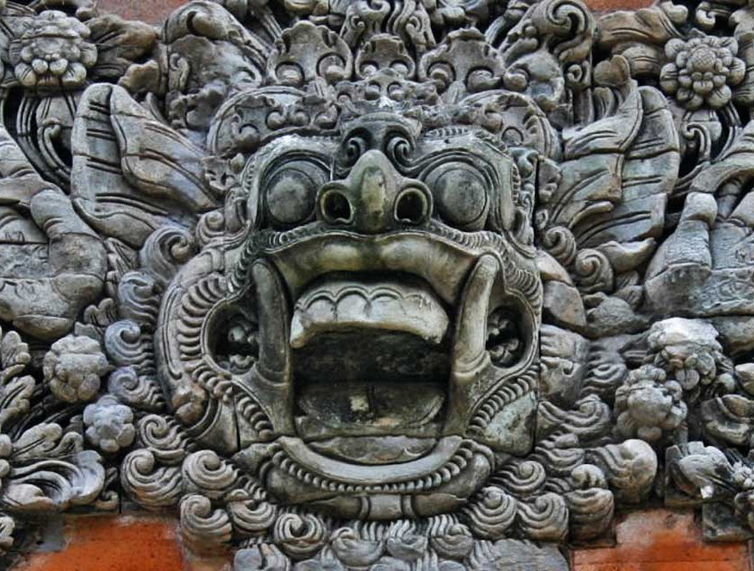 Balinese Gods with their manifestations and their meanings